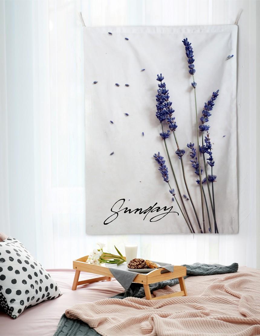 보테니컬 패브릭 포스터 태피스트리 대형 BEST 30 - 림드, 18,960원, 홈갤러리, 패브릭포스터